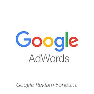 Google AdWords Reklam Yönetimi