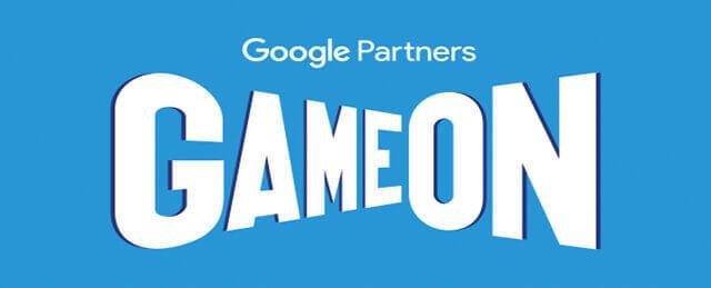 google partner game on logo