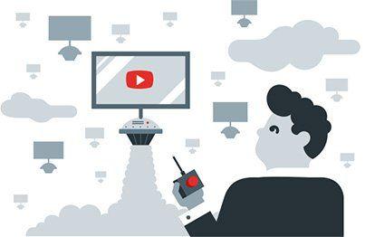 youtube reklam icon