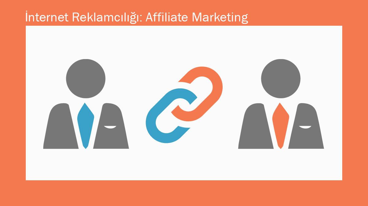 internet reklamcılığı affiliate marketing reklam pazarlama satış ortaklığı
